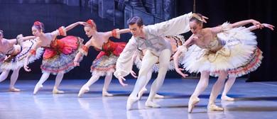 The Australian Ballet Presents The Dancers Company