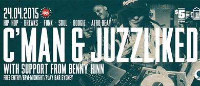 Phat Play Fridays Feat. DJ Cman & Juzzlikedat & Benny Hinn