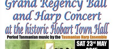 Grand Regency Ball and Harp Concert