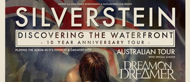 """Silverstein """"Discovering The Waterfront"""" Tour"""