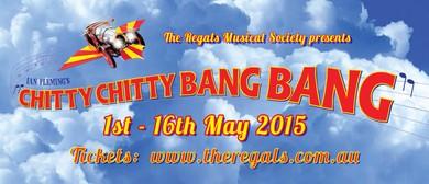 Chitty Chitty Bang Bang - The Musical