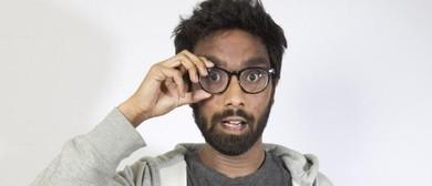 Suren Jayemanne Eat Praline, Die - Sydney Comedy Festival 20