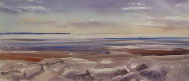 'Way To Watercolour' With Tony Walker