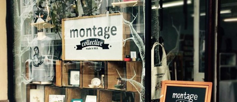 Montage Collective Pop Up Shop