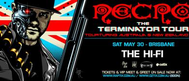 Necro - The Terminator Tour