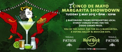 Cinco De Mayo Margarita Showdown