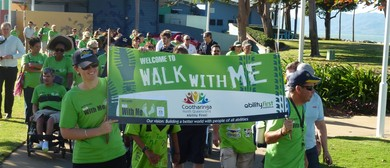 Cootharinga's Walk With Me Event