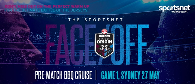State of Origin - Pre-game BBQ Cruise to ANZ Stadium
