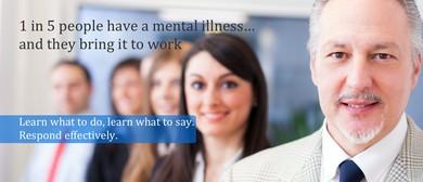 Mental Health First Aid by The MHRI