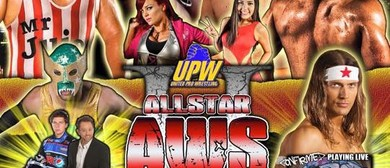 AWS/UPW Presents: AWS Supershow 2