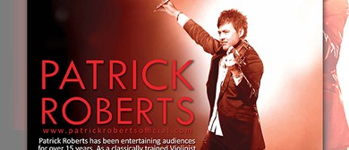 Australia's Global Violin Sensation with Patrick Roberts