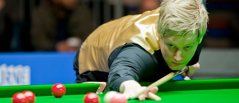 2015 Australian Snooker Goldfields Open