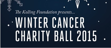 Winter Cancer Charity Ball 2015