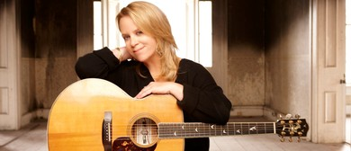 Mary Chapin Carpenter 2015 Acoustic World Tour