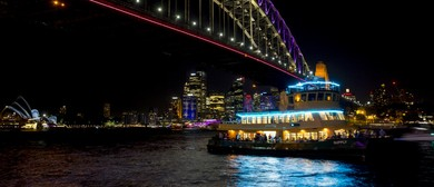 Vivid Sydney Harbour Tours