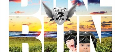 Variety V2 Motorcycle Run