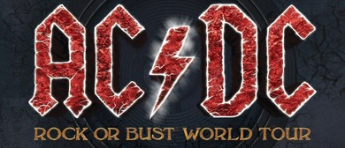 AC/DC The Rock Or Bust World Tour