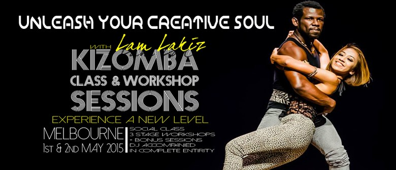 Black Magic - Kizomba Social Dance Classes