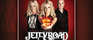 Jetty Road 'Hearts On Fire' Album Launch Tour