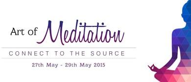 Art Of Meditation Workshop