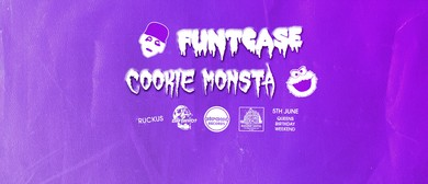 FuntCase & Cookie Monsta - Queens Birthday Weekend