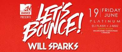 Platinum, MTV Dance & Lucky Ent Present Will Sparks