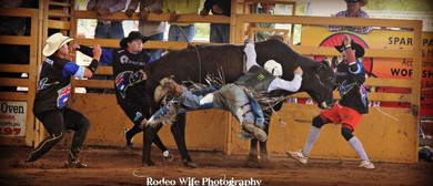 Heart of the Goldfields and DHB Kids Rock Junior Rodeos