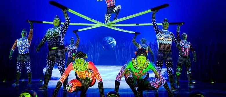 Totem By Cirque Du Soleil