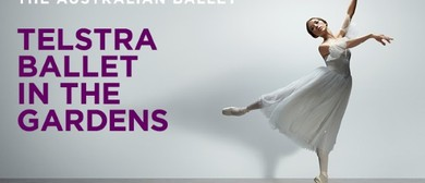 Telstra Ballet In the Gardens Outdoor Event