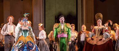 Don Giovanni For The Love Of Seduction
