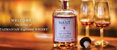 Nant Whisky Masterclass