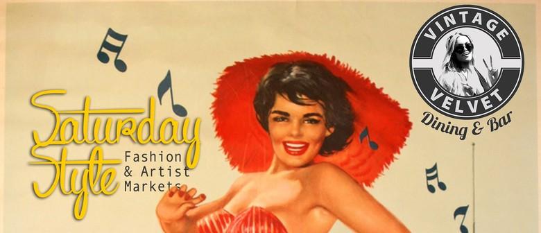 Saturday Style; Fashion & Artists Markets