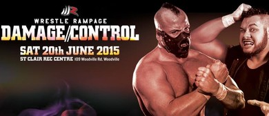 Wrestle Rampage: Damage Control