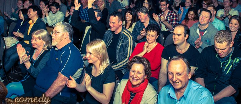 Comedy Shack - Pat Burtscher & Friends