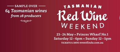 Tasmanian Red Wine Weekend