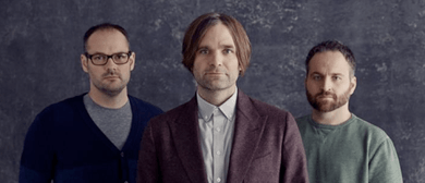 Death Cab for Cutie 2015 Australian Tour