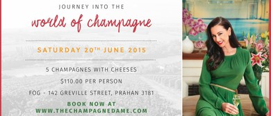 Journey Into the World Of Champagne - Champagne Masterclass