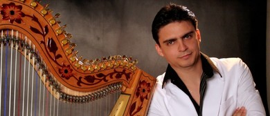 Paraguayan Harp And Piano Concert