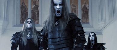 Behemoth - Australian Satanist Tour 2015