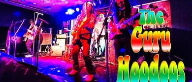 Oz-roxx Presents The Guru Hoodoos & Powdafinga
