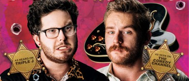 Green Lights Comedy With Jekyll X James