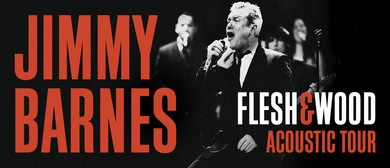 Jimmy Barnes - Flesh and Wood Acoustic Tour 2015