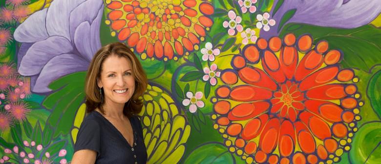 Sue Paterson 'Bursting Into Life' Art Exhibition