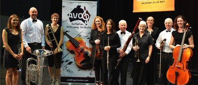 AVO Charity Symphony Concert