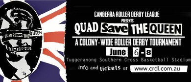 Quad Save the Queen