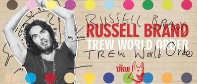 Russell Brand - Trew World Order Australian Tour 2015