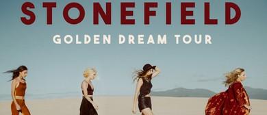 Stonefield - Golden Dream Tour