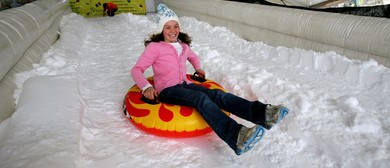 Perth City Snow Slide