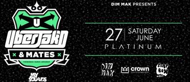 Platinum Presents Uberjakd & Jay Sounds