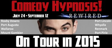 Comedy Hypnosis! Rewired